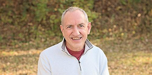 Rich Kraybill, owner of Positive Financial Solutions, LLC
